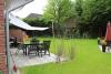 Neubau Doppelhaushälfte mit moderner Ausstattung in dörflicher Wohnlage - Terrasse und Garten