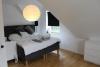 Neubau Doppelhaushälfte mit moderner Ausstattung in dörflicher Wohnlage - Schlafzimmer