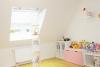 Doppelhaushälfte mit moderner Ausstattung in dörflicher Wohnlage - Kinderzimmer