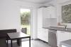 Doppelhaushälfte mit moderner Ausstattung in dörflicher Wohnlage - Küche