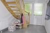 Doppelhaushälfte mit moderner Ausstattung in dörflicher Wohnlage - Diele