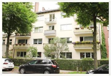 Helle 3,5 Zimmerwohnung im Erdgeschoss, 20257 Hamburg, Erdgeschosswohnung
