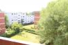 Optimal aufgeteilte Wohnung in verkehrsberuhigter und zentraler Lage von Henstedt-Ulzburg - Blick von der Loggia