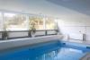 Courtagefrei: Erhabene Wohnung über den Dächern Quickborns im Haus Arabella - Schwimmbad