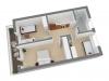 Endlich ein Ort um sich Zuhause zu fühlen - Grundriss Obergeschoss