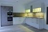 Hochwertige Neubau-DHH in ruhiger Sackgassenlage - offene Einbauküche