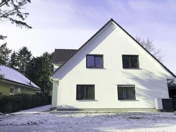 Hochwertige Neubau-DHH in ruhiger Sackgassenlage, 22851 Norderstedt, Doppelhaushälfte