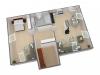 Viel Platz für große Familien - Grundriss Dachgeschoss