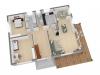 Viel Platz für große Familien - Grundriss Erdgeschoss