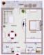 Möblierte 2 Zimmerwohnung in zentraler Lage mit Stellplatz - 2. OG Mitte